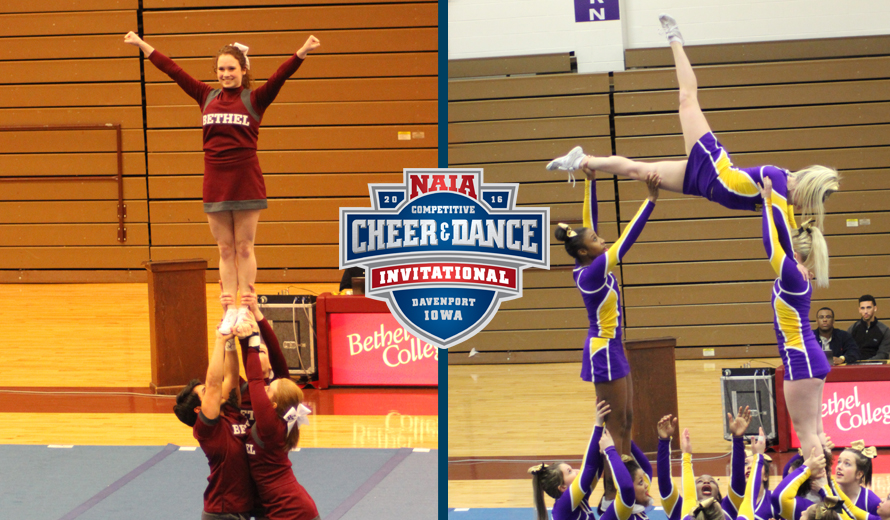 Photo for Bethel and Kansas Wesleyan to Compete at NAIA Competitive Cheer Invitational