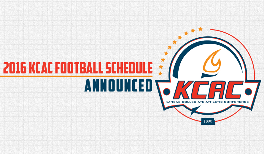 Photo for KCAC Releases 2016 Football Composite Schedule