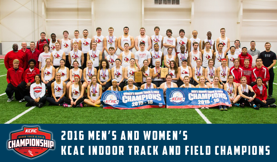 Photo for 2016 KCAC Indoor Track and Field Championships Recap