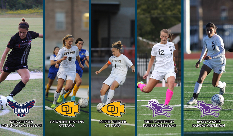 Photo for 2015 NAIA Women�s Soccer All-America Teams Announced