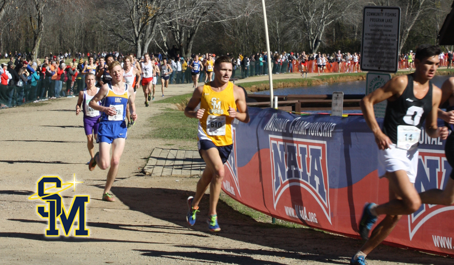 Photo for Saint Mary No. 2 in NAIA M -  Cross Country Postseason Poll