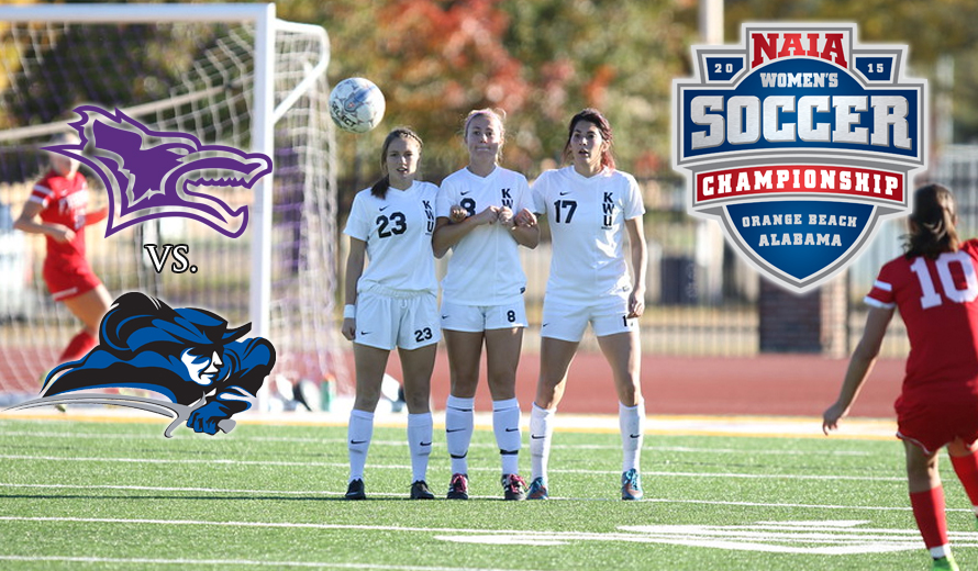 Photo for Kansas Wesleyan Advances to Second Round of NAIA W -  Soccer Championship