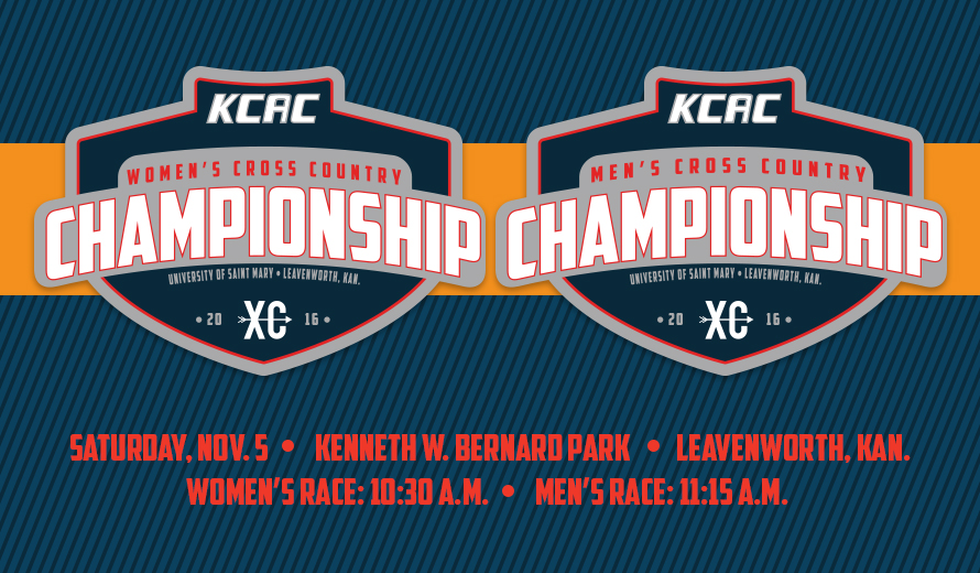 Photo for 2016 KCAC M -  and W -  Cross Country Championship Preview