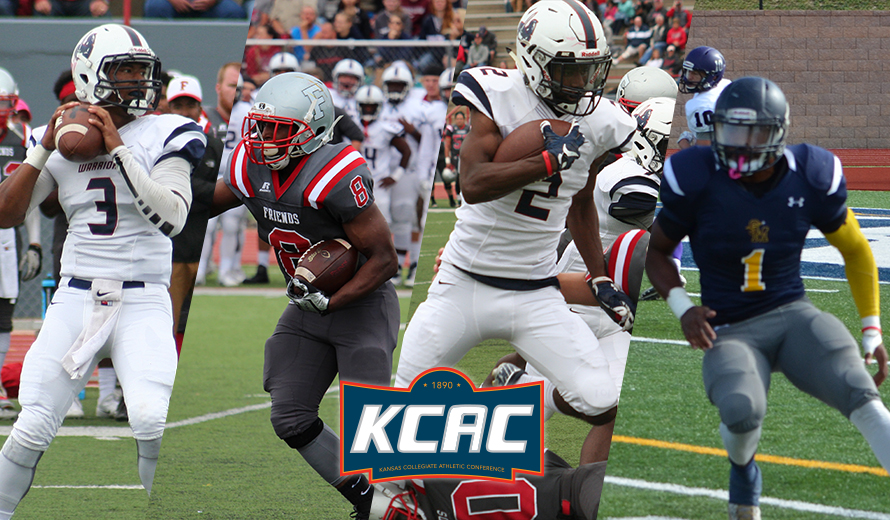 Photo for 2016 KCAC Football All-Conference Selections Announced