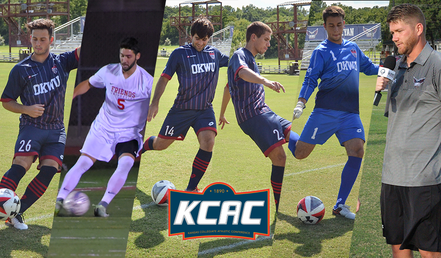 Photo for 2016 KCAC M -  Soccer All-Conference Selections Announced