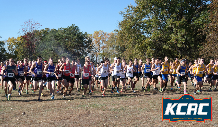 Photo for 2016 KCAC M -  Cross Country Preseason Team Announced