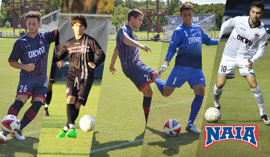 Photo for 2016 NAIA Men's Soccer All-America Teams Announced