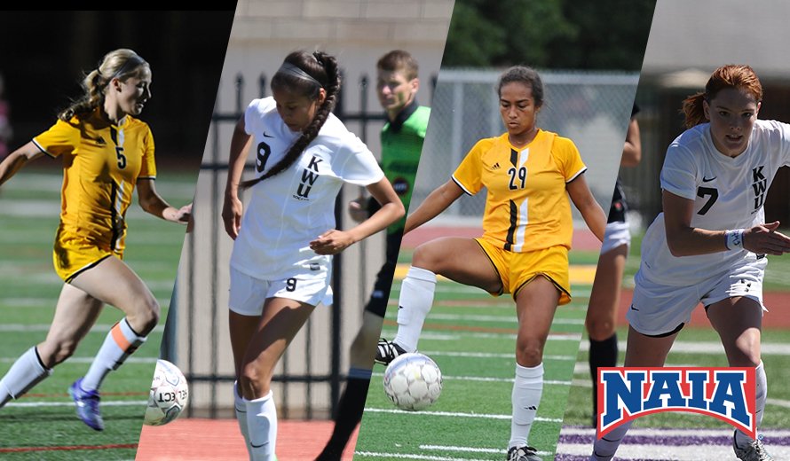 Photo for 2016 NAIA Women's Soccer All-America Teams Announced