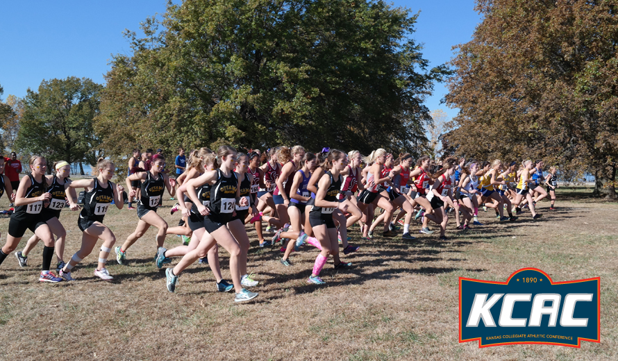 Photo for 2016 KCAC W -  Cross Country Preseason Team Announced