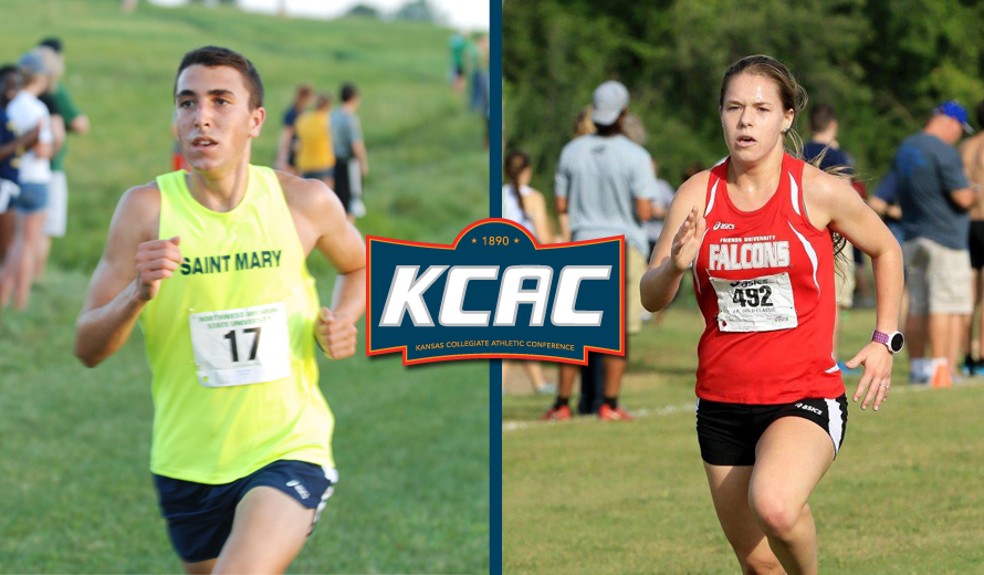 Photo for University of Saint Mary Men, Friends Women Top Cross Country Preseason Poll