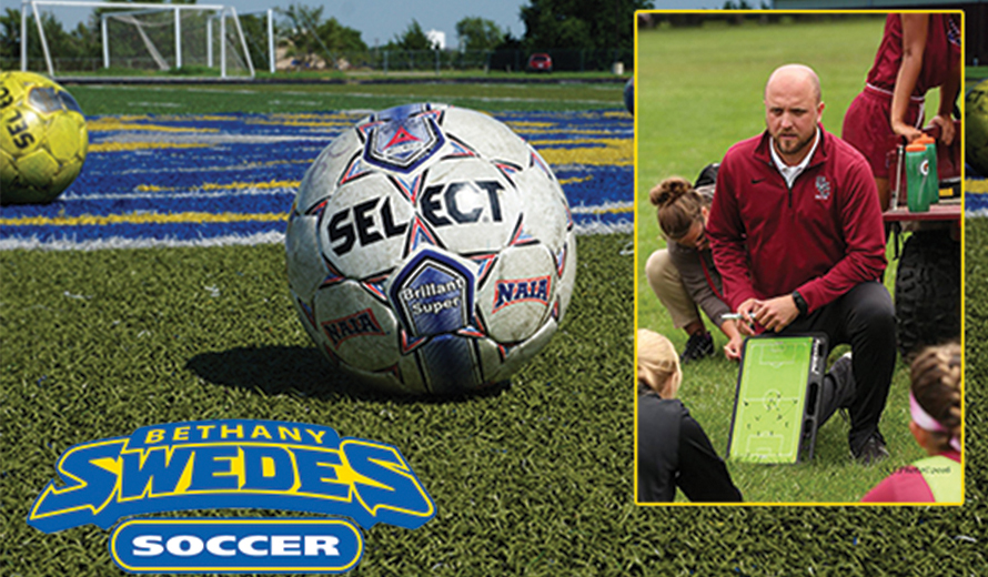 Photo for Bethany College Hires Justin Olson as Head W -  Soccer Coach