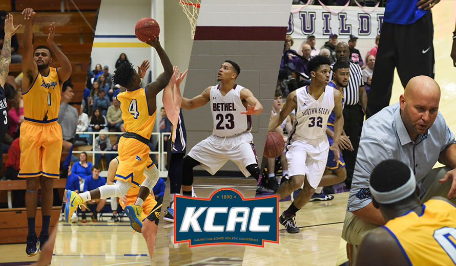 Photo for 2016-17 KCAC M -  Basketball All-Conference Selections Announced