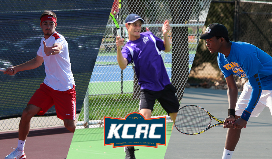Photo for 2017 M -  Tennis All-KCAC Selections Announced
