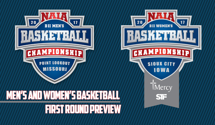 Photo for 2017 NAIA DII M -  and W -  Basketball National Championship First Round Preview