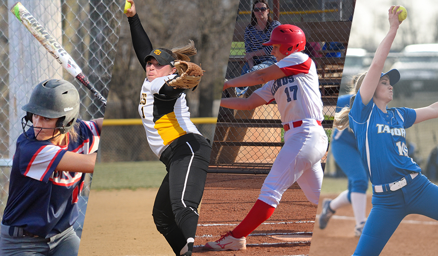 Photo for 2017 All-KCAC Softball Selections Announced