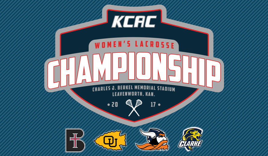 Photo for 2017 KCAC W -  Lacrosse Championship Bracket Announced
