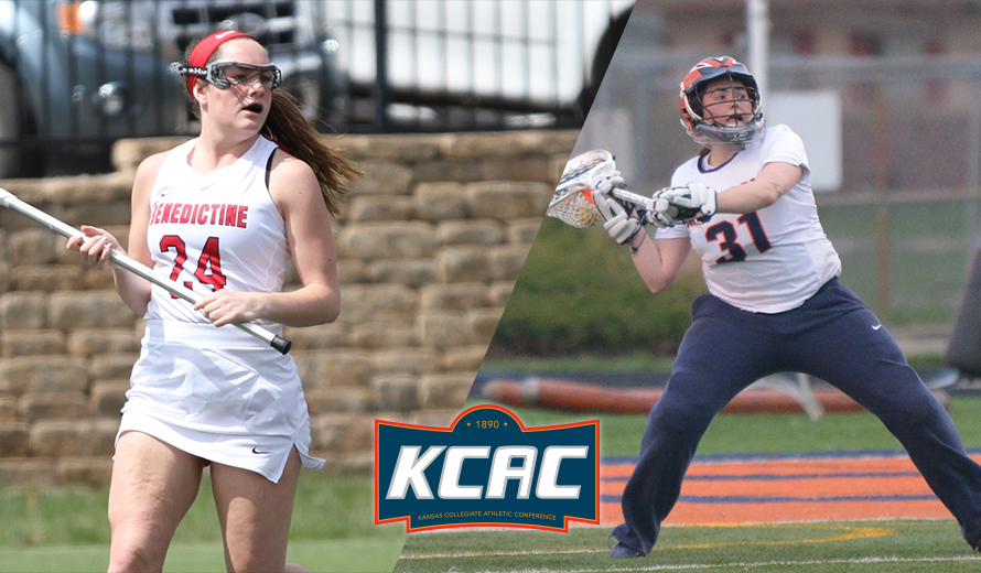 Photo for 2017 All-KCAC W -  Lacrosse Selections Announced