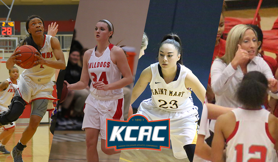 Photo for 2016-17 KCAC W -  Basketball All-Conference Selections Announced