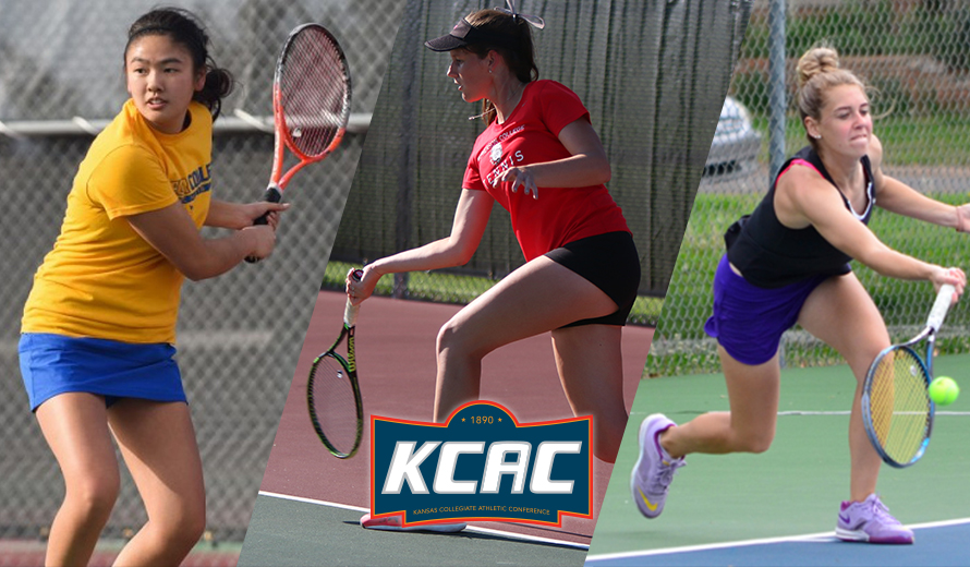 Photo for 2017 All-KCAC W -  Tennis Selections Announced