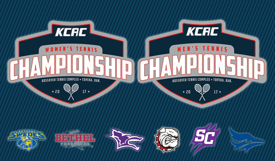 Photo for KCAC M -  and W -  Tennis Championship Brackets Announced