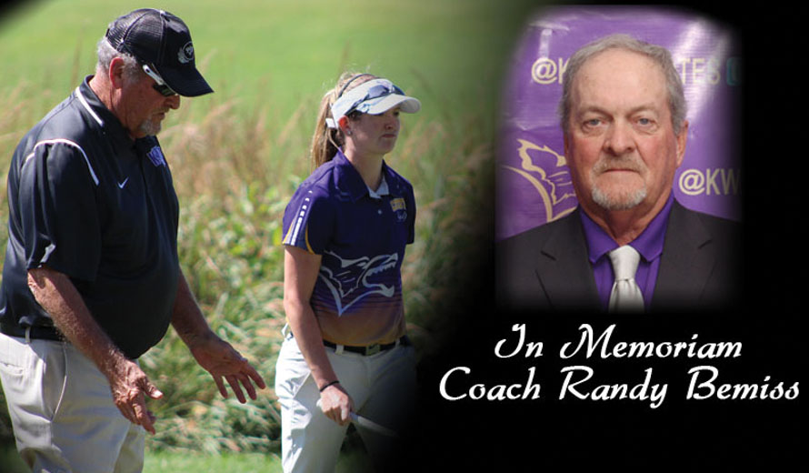 Photo for Kansas Wesleyan and the KCAC Mourns Passing of Golf Coach Randy Bemiss