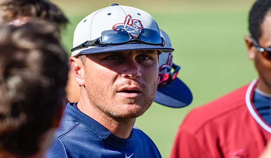 Photo for Dinkel Resigns as Head Baseball Coach At Sterling College