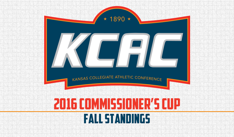 Photo for KCAC Commissioner's Cup: 2016 Fall Standings