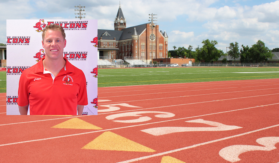 Photo for Friends University Names Parr Head Cross Country, Assistant Track & Field Coach