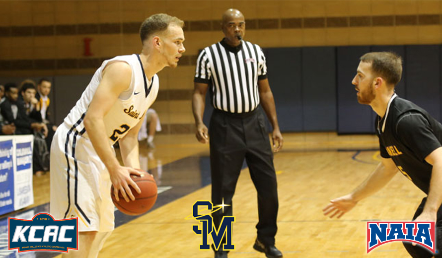 Photo for Greenberg Named NAIA DII M -  Basketball Player of the Week