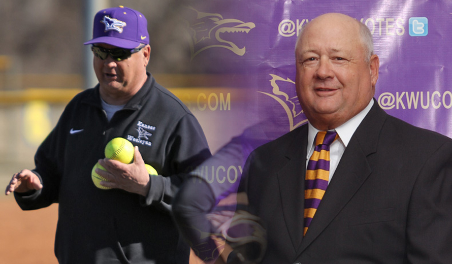 Photo for Hoelting Announces Retirement From KWU Softball Head Coaching Position