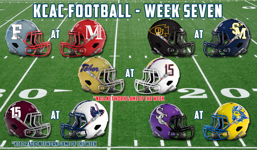 Photo for 2016 KCAC Football - Week Seven Preview