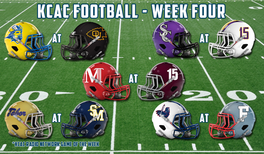 Photo for 2016 KCAC Football - Week Four Preview