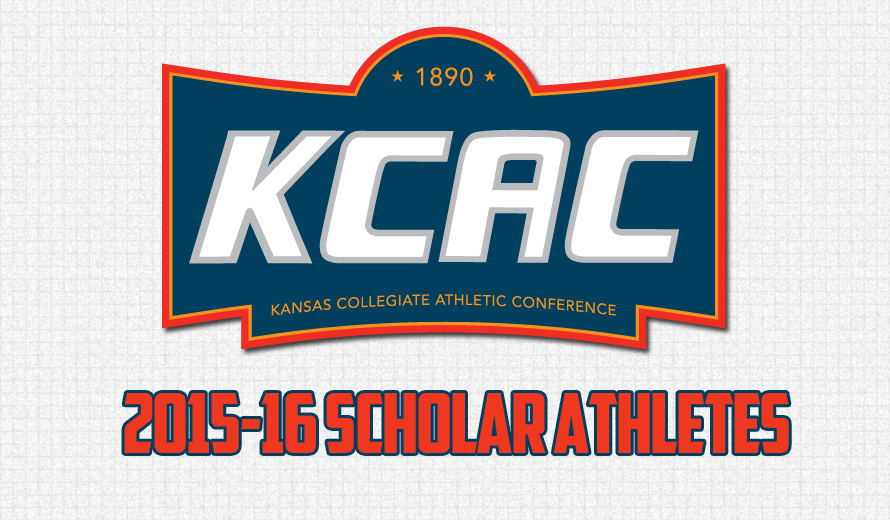 Photo for 2015-16 KCAC Football Scholar Athletes