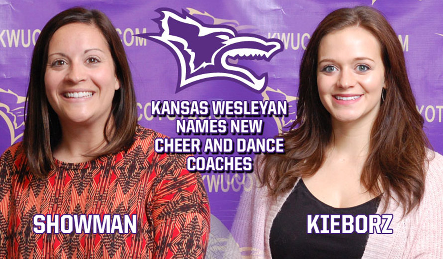 Photo for Kansas Wesleyan University Names New Cheer and Dance Coaches
