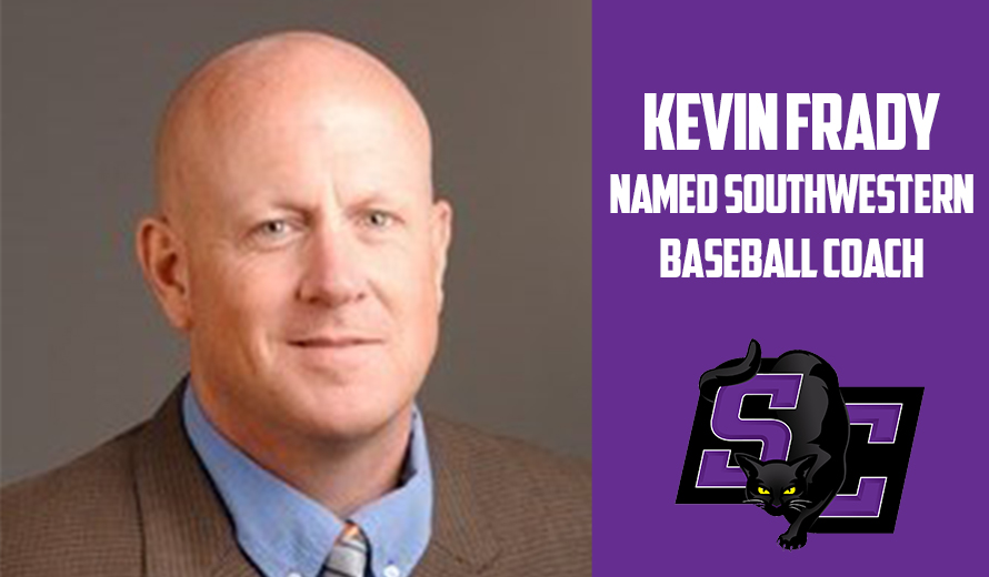 Photo for Southwestern Announces Kevin Frady as Head Baseball Coach