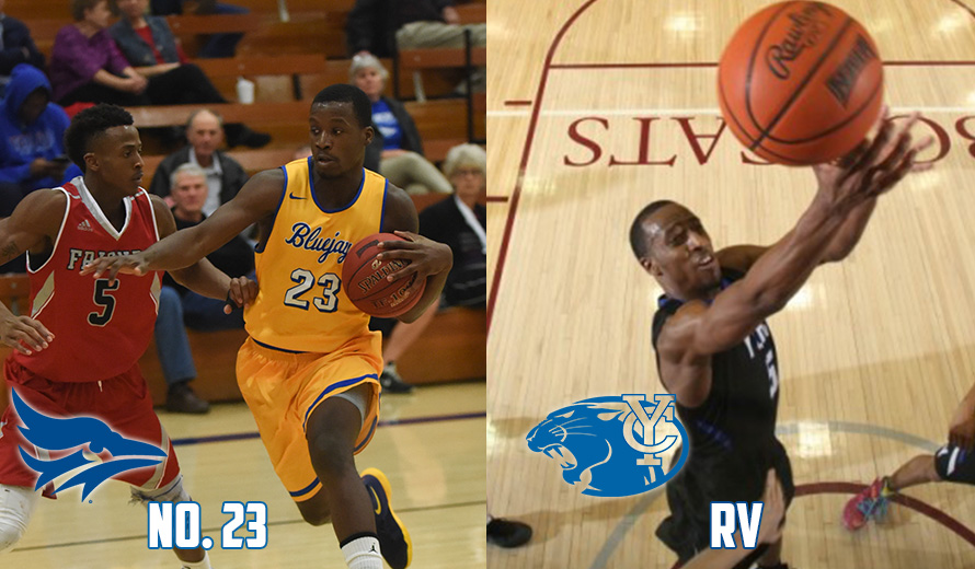 Photo for Tabor No. 23, York Receiving Votes in NAIA DII M -  Basketball Poll