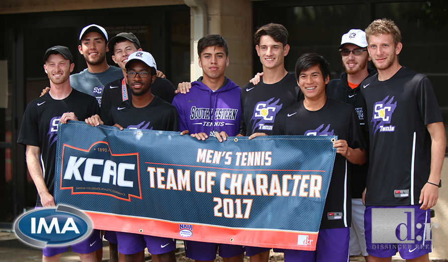 Photo for Southwestern College M -  Tennis Earns 2017 Team of Character