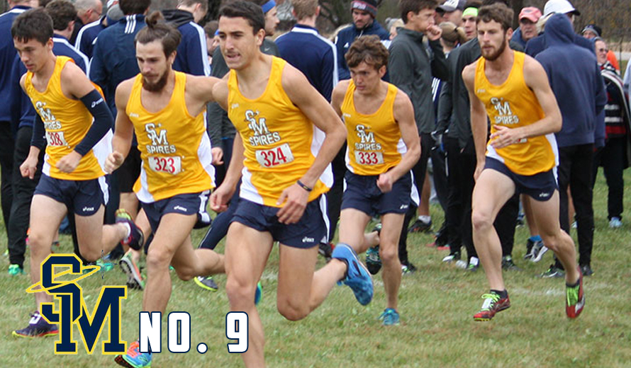 Photo for Saint Mary No. 9 in NAIA M -  Cross Country Top 25 Poll