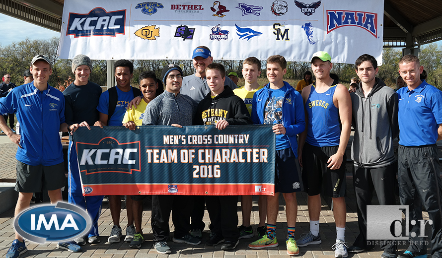 Photo for Bethany College M -  Cross Country Earns 2016 KCAC Team of Character