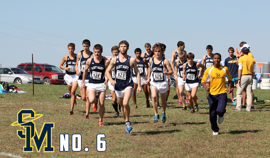 Photo for Saint Mary No. 6 in NAIA M -  Cross Country Top 25 Poll