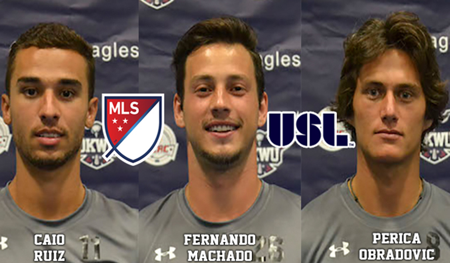 Photo for Ruiz, Machado, and Obradovic Compete at MLS and USL Soccer Combines; Ruiz Eligible for MLS Draft