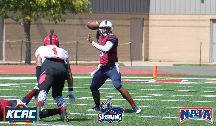 Photo for Sterling's Cedrick Phillips Named NAIA Offensive Player of the Week