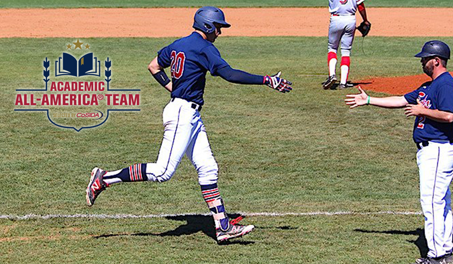 Photo for Oklahoma Wesleyan's Will Price Named to 2017 CoSIDA Academic All-America® College Division Baseball First Team