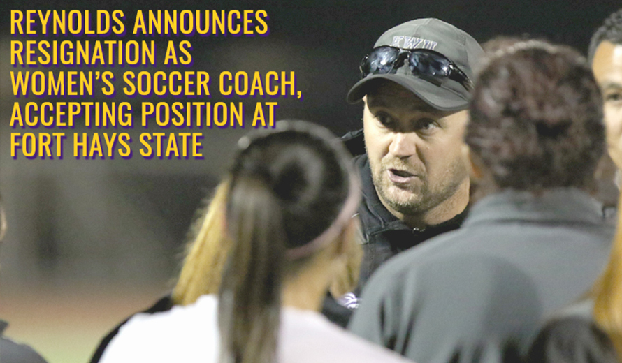 Photo for Blake Reynolds Announces Resignation as Kansas Wesleyan W -  Soccer Coach