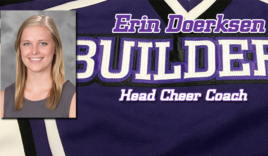 Photo for Southwestern College Select Erin Doerksen as Head Cheer Coach