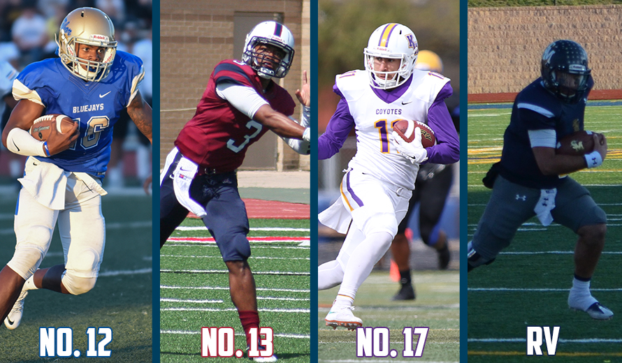 Photo for Tabor No. 12, Sterling No. 13, Kansas Wesleyan No. 17, Saint Mary RV in NAIA Football Postseason Poll