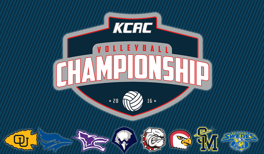 Photo for 2016 KCAC Volleyball Quarterfinal Preview
