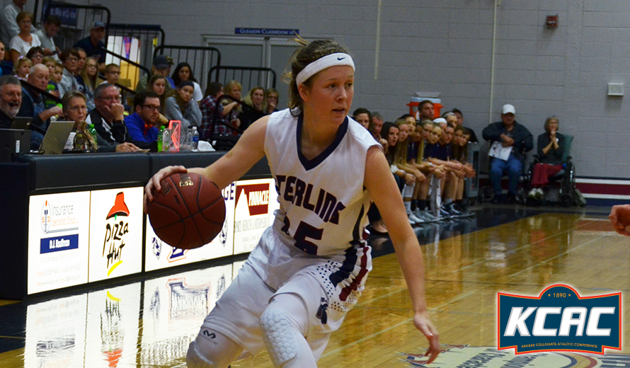 Photo for Davis Earns KCAC W -  Basketball Weekly Awards