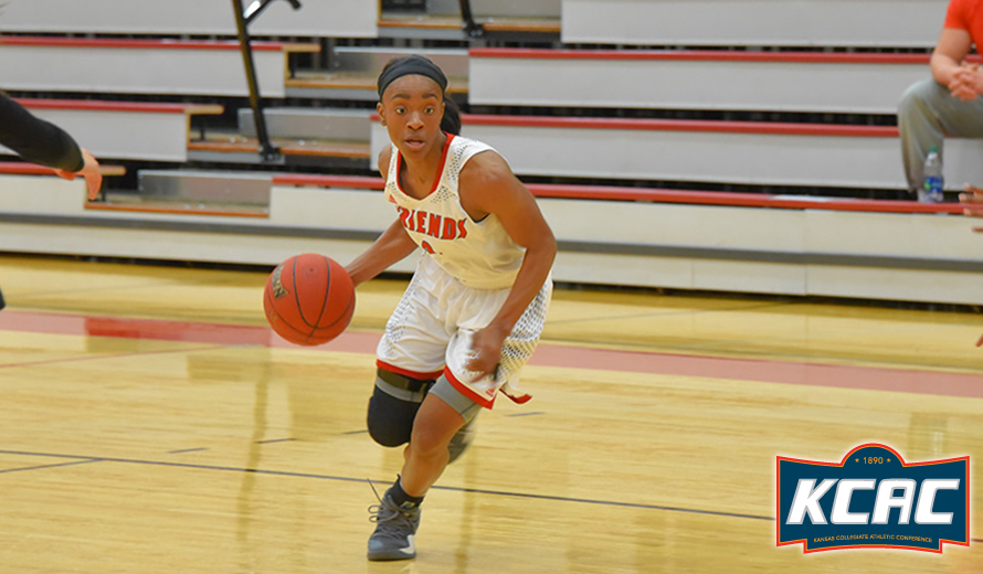 Photo for Sellers Earns KCAC W -  Basketball Weekly Awards