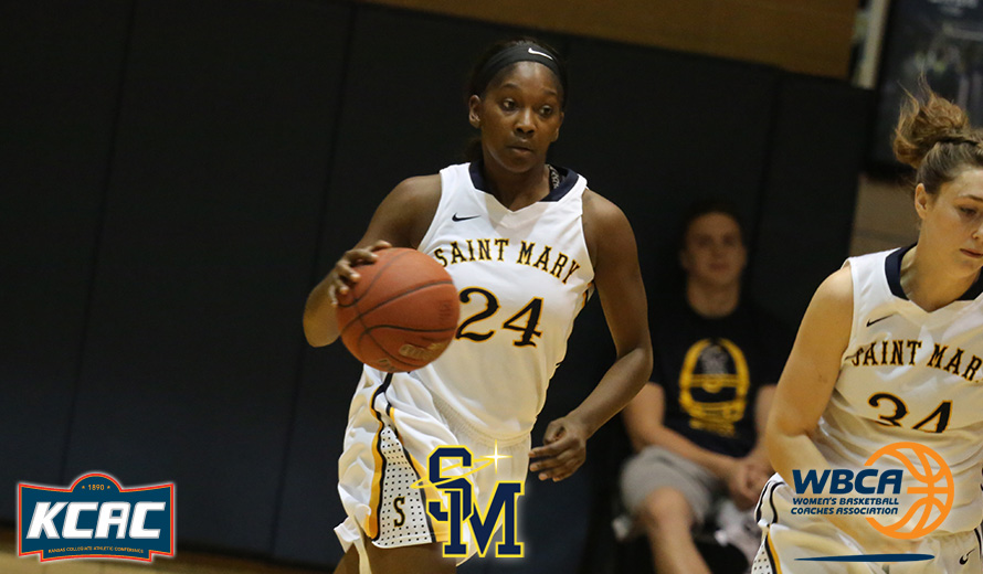 Photo for Imani White Named WBCA Honorable Mention All-American